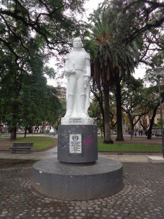Plaza Justo J. de Urquiza