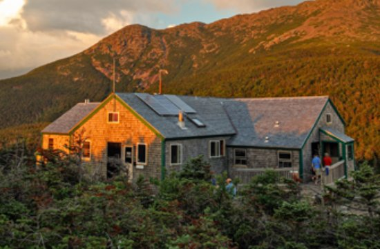 Mount Washington, NH: High Huts