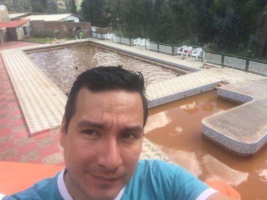 Baños Termales Ninos:Banos Termales de Monterrey: muy buen lugar para el relajo, lejos del