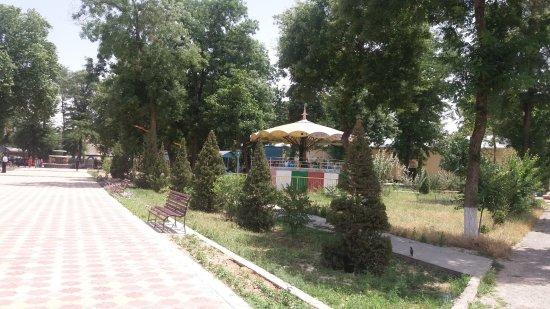 Kulob, Tajikistan: парк