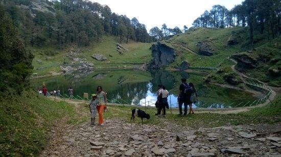 Jibhi, Ấn Độ: Serolsar Lake