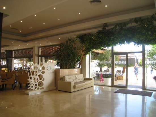 Salida Al Area De Terrazas Y Piscina Picture Of Hotel