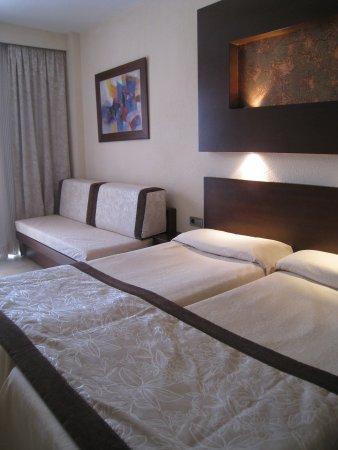 Terraza Del Hotel Picture Of Hotel Condesa Port D Alcudia