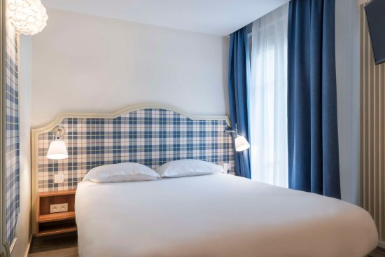 Chambre Double Classique - Picture of Hotel Boris V. by ...