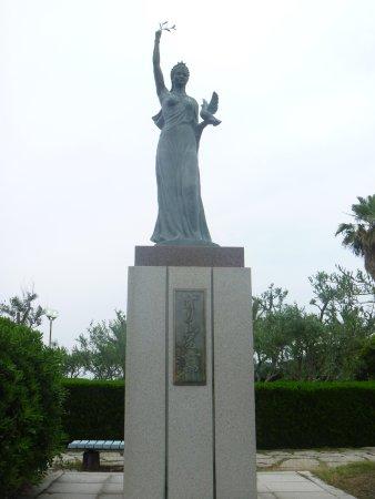 Goddess of Olive Statue