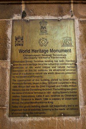Chhatrapati Shivaji Terminus Photo