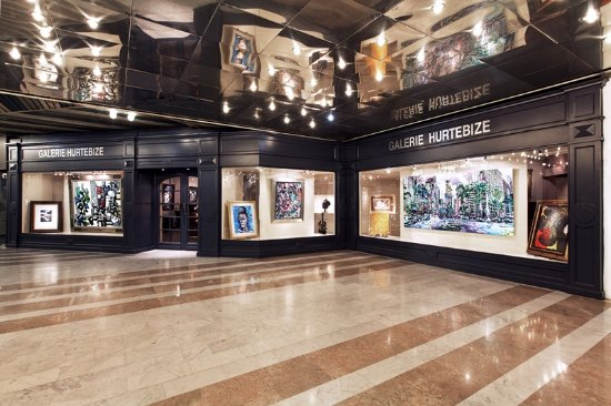 Galerie Hurtebize