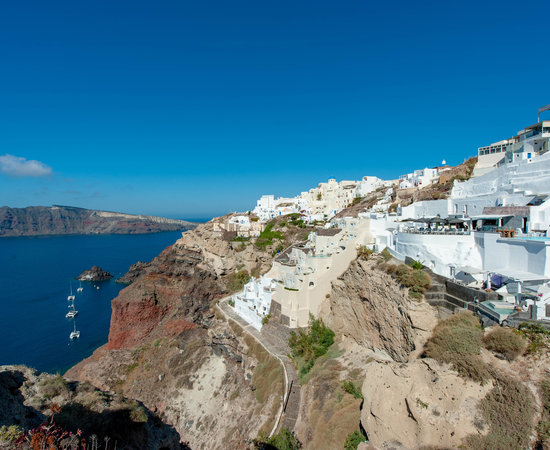 Armeni Village Rooms & Suites, hoteles en Santorini