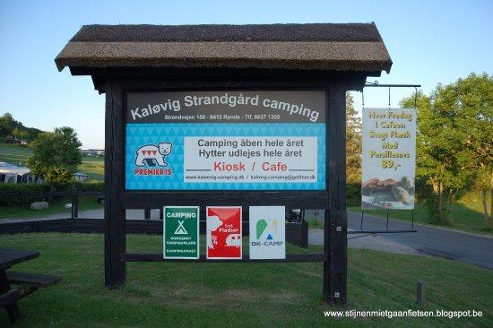 Foto de Kalovig StrandGaard Camping Djursland