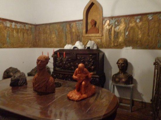 Museo Provincial Escultor Juan C. Iramain