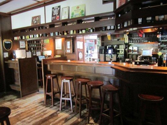 Hotel Cafe Restaurant van Saaze : Cafe restaurant