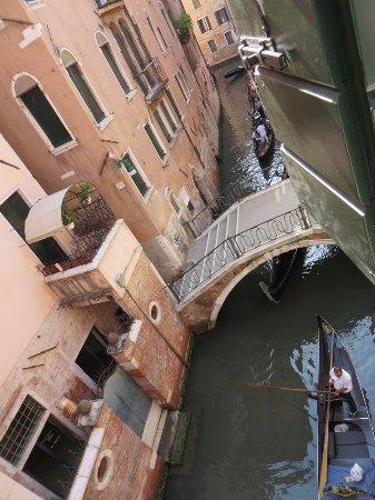 Hotel Bella Venezia: 部屋からの眺めです。