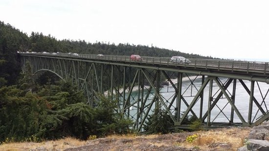 Oak Harbor, WA: Deception pass