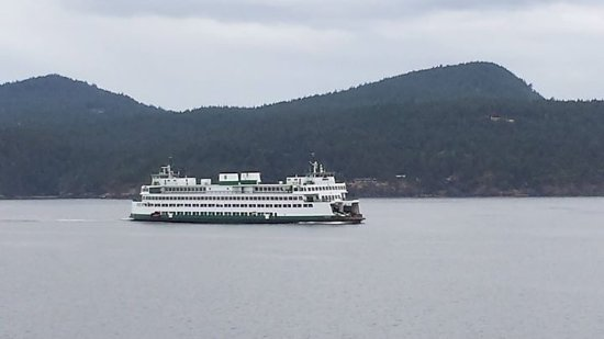 Oak Harbor, WA: Ferry to Friday harbor