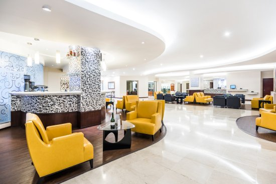 Holiday Inn Managua - Convention Center: Lobby