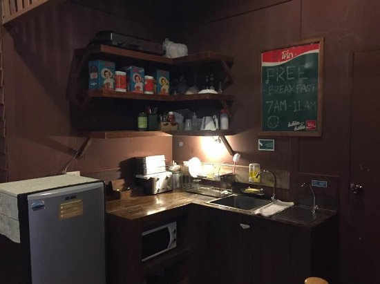 Suneta Hostel Khaosan: The Pantry