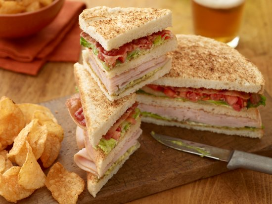 Hyatt Place Boise/Towne Square: sandwhich