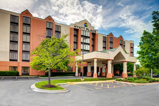 Hyatt Place Charlotte Airport/Tyvola Road: exterior
