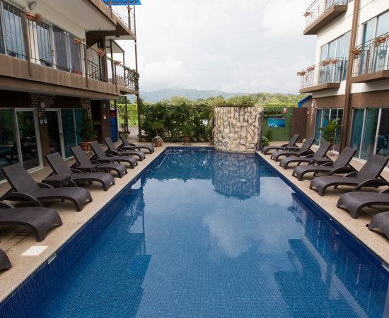 Hotel Tramonto, hoteles en Jaco