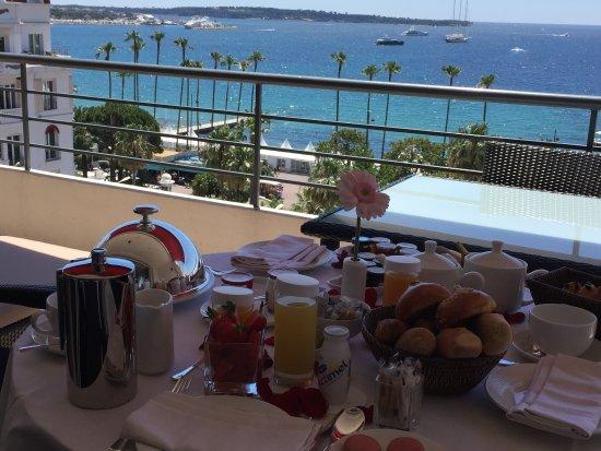 Hôtel Barrière Le Majestic Cannes Foto