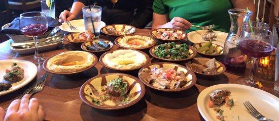 West Saint Paul, Minnesota: Food sampling!