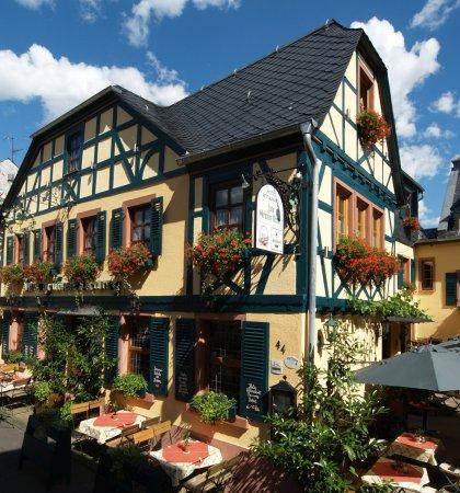 Historisches Weinhotel Zum Grunen kranz