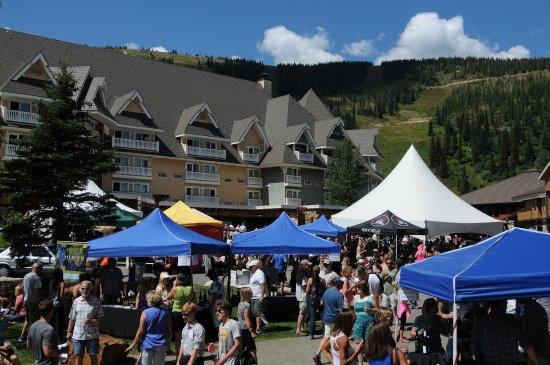 Sandpoint, ID: Northwest Winefest at Schweitzer Mountain Resort