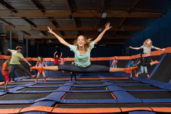 Sky Zone Virginia Beach