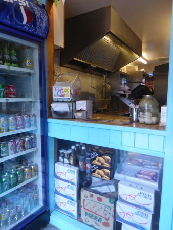 The Harbour Fish Bar: Fish & Chips in Plockton
