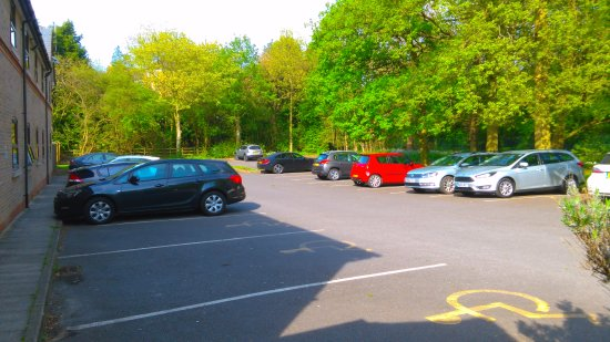 Premier Inn Leicester North West Hotel: View of Car Parking