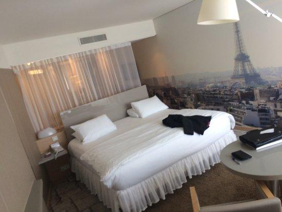 Hôtel Porte de Versailles : Très belle suite au Mercure Porte de versailles