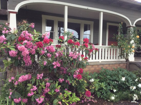 Seven Oaks Bed And Breakfast Oregon