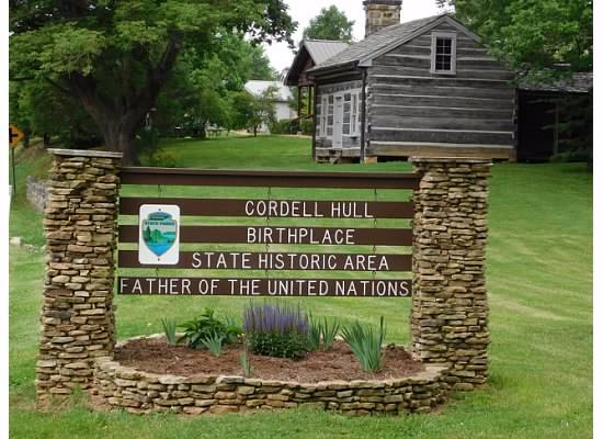 Byrdstown, TN: Cordell Hull Birthplace