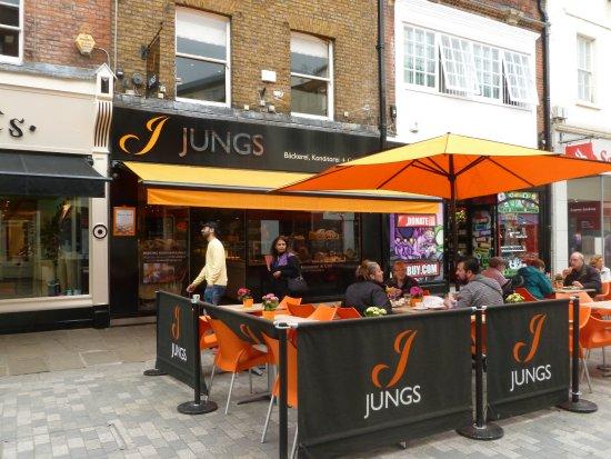 Image result for jungs windsor