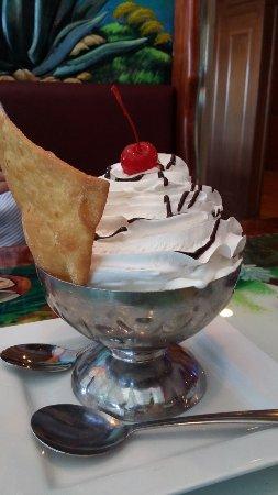 Fried Ice Cream...yum!!