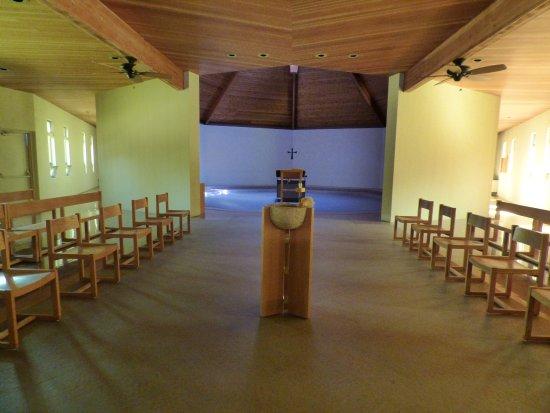 New Camaldoli Hermitage: Chapel