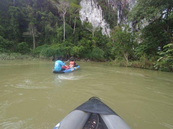 Khao Sok National Park: Rafting