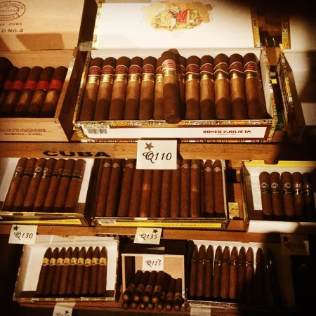 Antigua Tabaco Compania S.A.: Great cuban Selection