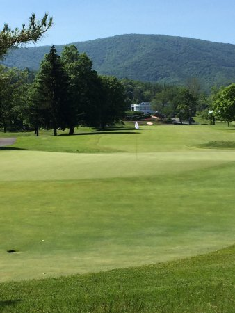 The Greenbrier: golf