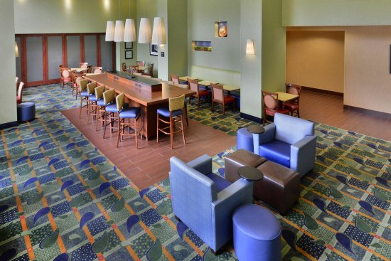 Lobby Picture Of Hampton Inn Suites Durham North I 85 Durham Tripadvisor
