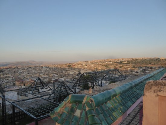 Perfect Heavenly oasis in old medina of Fes