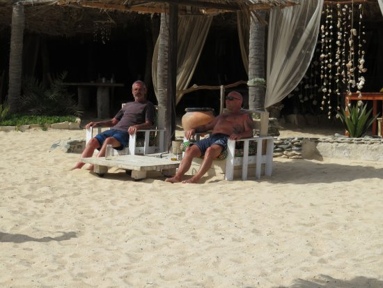 Morabeza Beach Bar & Lounge Restaurant Photo