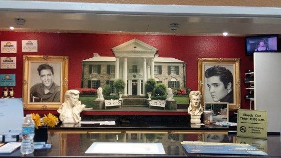 Days Inn Memphis at Graceland: accueil