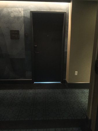 Half Inch Gap Under Every Door Allows Noise Into Your Room Picture