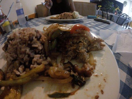 Myrtle's Restaurant: Turtle Steak