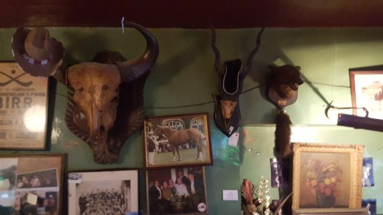 Banagher, ไอร์แลนด์: Inside