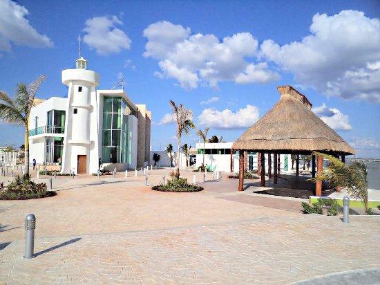 Calkini, Mexiko: Museo API a Pedro Infante en Isla Arena