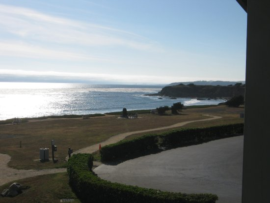 BEST WESTERN PLUS Cavalier Oceanfront Resort: View from my patio