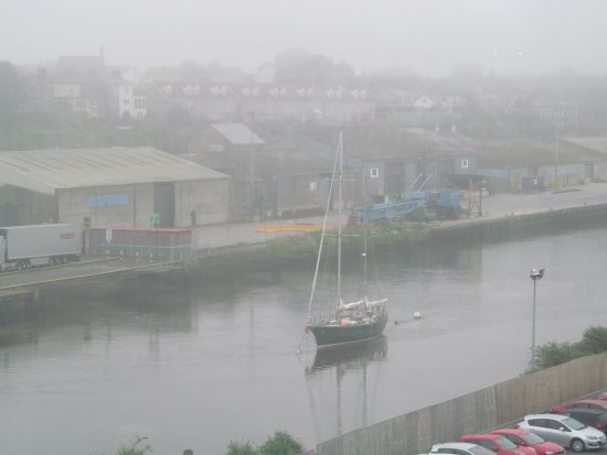 Drogheda, Ireland: view of the river