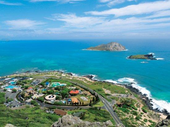 Waimanalo, HI: Aerial View